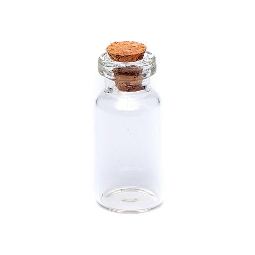 Crystal jar 2,5-4 cm for nativity scene 1
