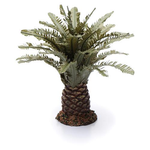 Palmier nain crèche h réelle 12 cm 2