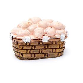 Fruit basket for nativity scene s4