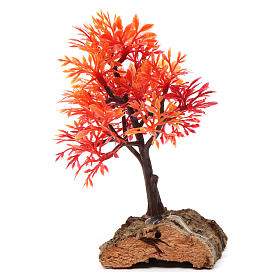 Autumn tree with cork base for Nativity Scene 7-10 cm s4
