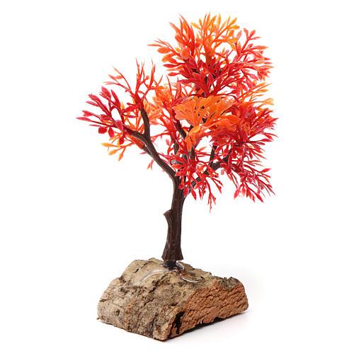 Autumn tree with cork base for Nativity Scene 7-10 cm 3