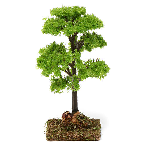 Green tree for Nativity Scene 7-10 cm 1