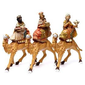 Re Magi su cammelli 30 cm 3 pz s1