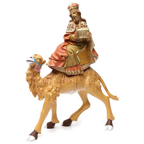 Re Magi su cammelli 30 cm 3 pz 4
