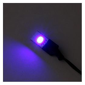 Blaues Led Licht Niederspannung Kabel s2