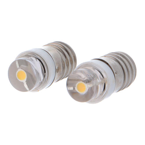 White LED Bulbs low voltage 2
