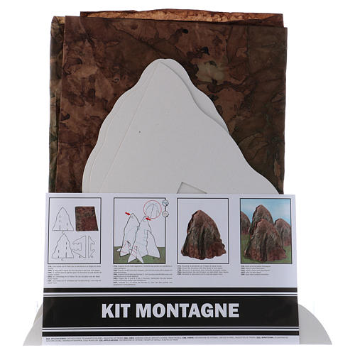 Paper Mountain Kit 95x65 (A1 paper) h mountain 35 cm 1