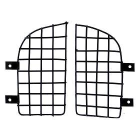 Barandillas, puertas, balcones: Barandillas que se pueden abrir redondas h 3,5 largas 5,2 cm