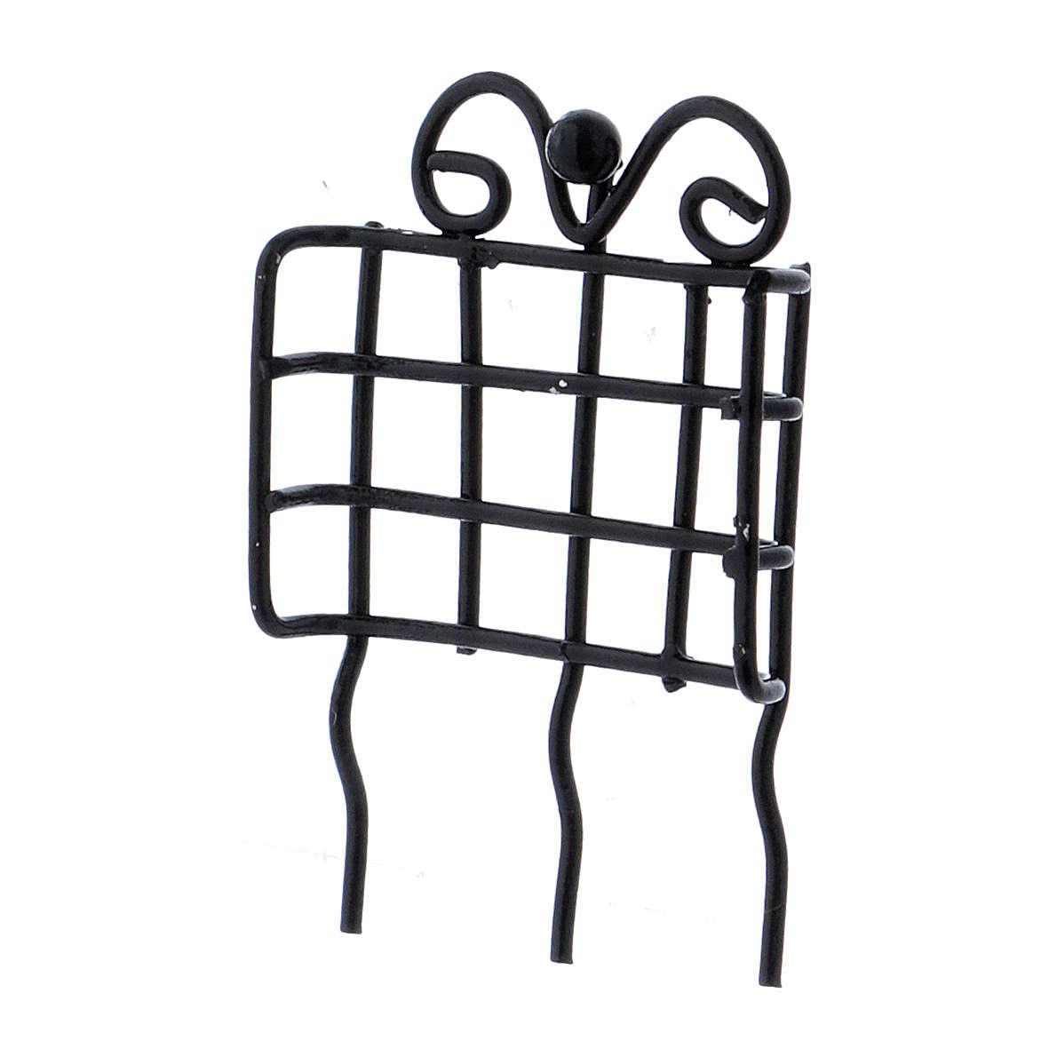 Grata per finestra 3,7x2,6x0,5 cm 4