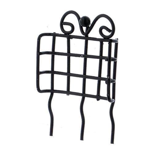 Grata per finestra 3,7x2,6x0,5 cm 2