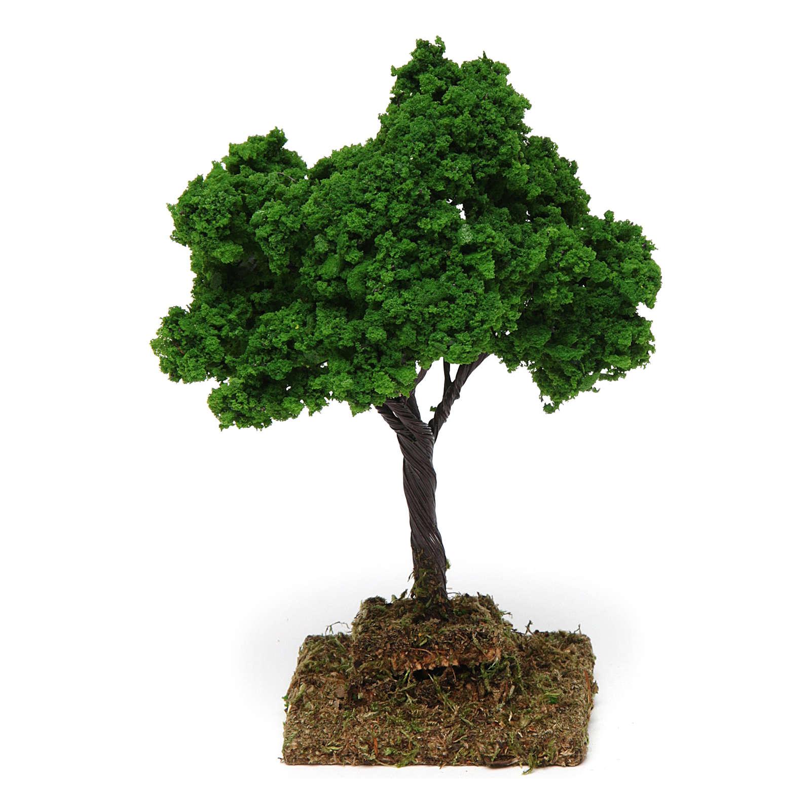 Oak Tree 15x10x10 cm 4