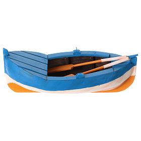 Boat for Nativity Scene 10 cm s1