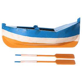 Boat for Nativity Scene 10 cm s4
