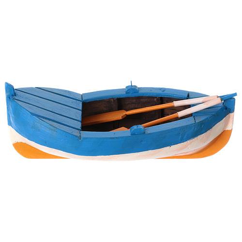 Barca per presepe da 10 cm 1