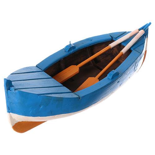 Barca per presepe da 10 cm 2