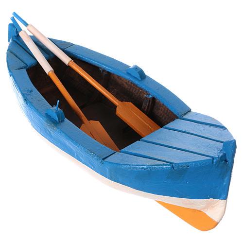 Barca per presepe da 10 cm 3