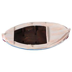 Boat for Nativity Scene 10 cm s5