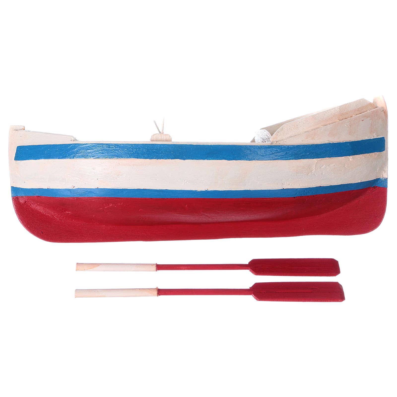 Boat for Nativity Scene 12 cm 4