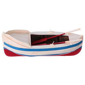 Boat for Nativity Scene 12 cm s1
