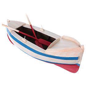 Boat for Nativity Scene 12 cm s3