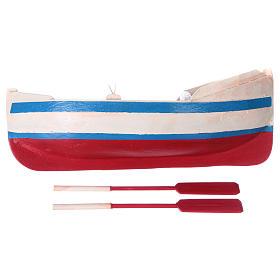 Boat for Nativity Scene 12 cm s4