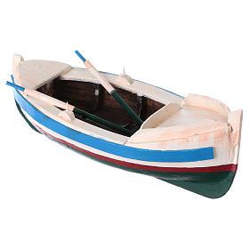 Pequeño barco pastor 10 cm de altura media s3