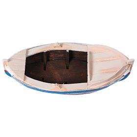 Piccola barca presepe da 10 cm s5