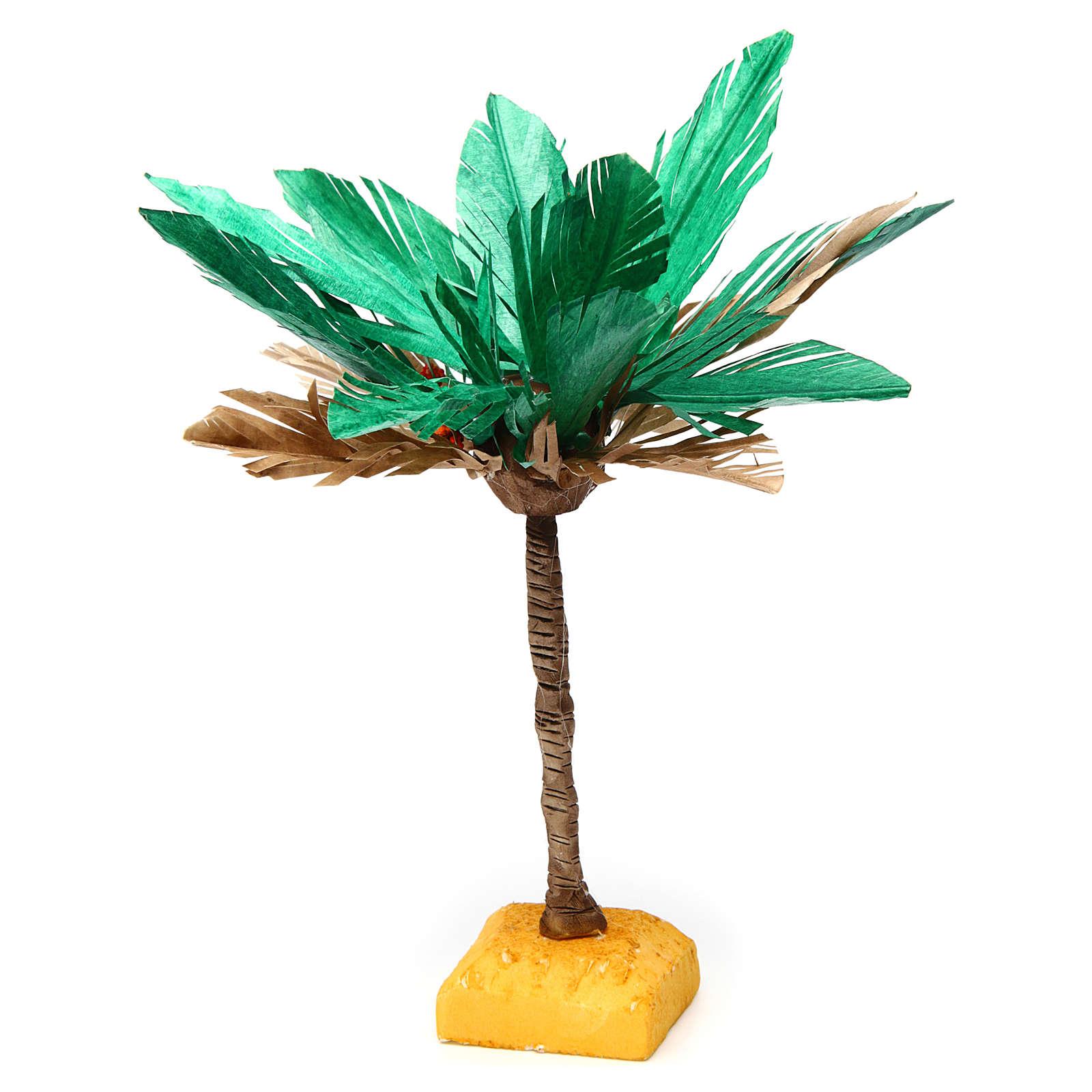 Palma bicolore per presepe 20x10 cm 4