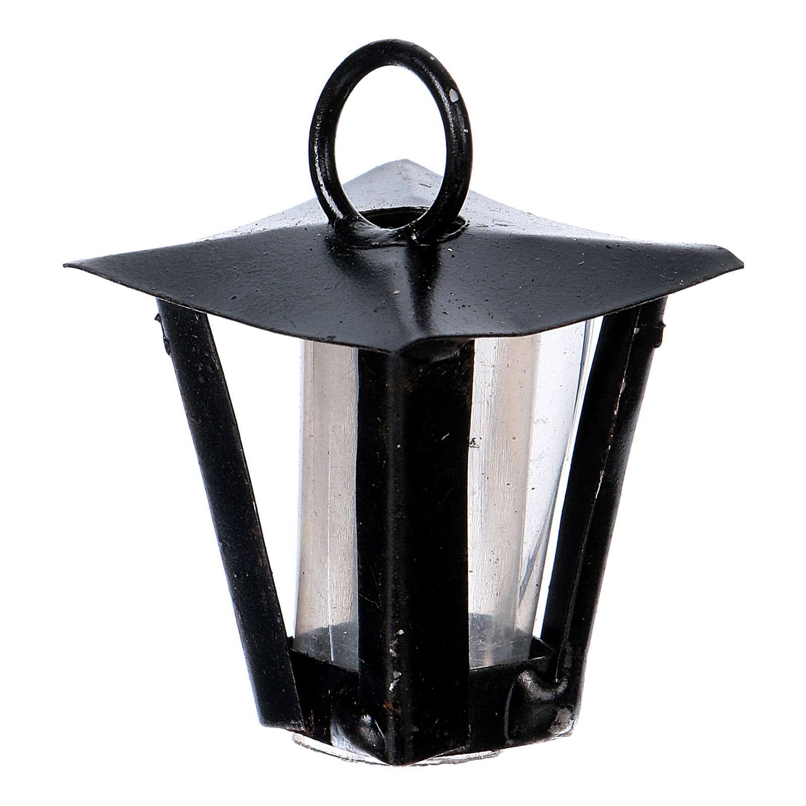 Lanterne bricolage crèche h réelle 2,5 cm 4
