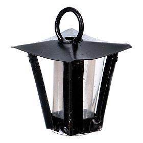 Lanterne bricolage crèche h réelle 2,5 cm s2