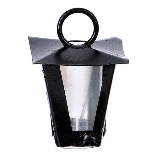 Lanterne bricolage crèche h réelle 2,5 cm 1