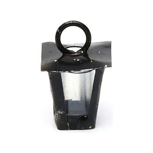 Lantern DIY Nativity Scene real height 1.5 cm - 12V 1