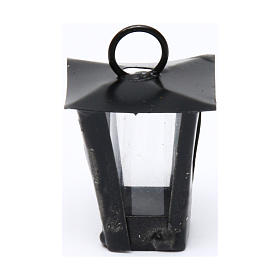 Lantern for DIY Nativity Scene real height 3 cm - 12V s1