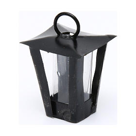 Lantern for DIY Nativity Scene real height 3 cm - 12V s2
