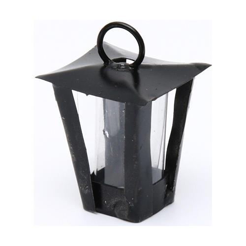 Lanterne bricolage crèche h réelle 3 cm - 12V 2