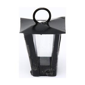 Luzes e Lamparinas para o Presépio: Lamparina bricolagem presépio altura real 3 cm