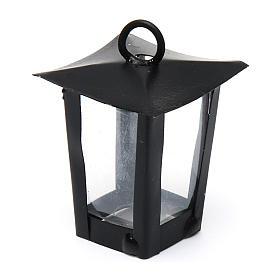 Lanterna presépio altura real 4 cm - 12V s2