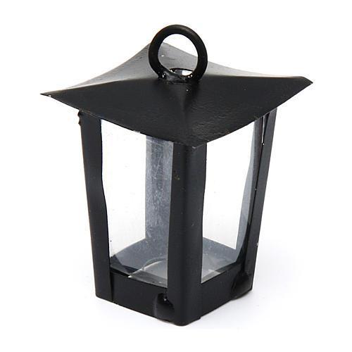Lanterna presépio altura real 4 cm - 12V 2