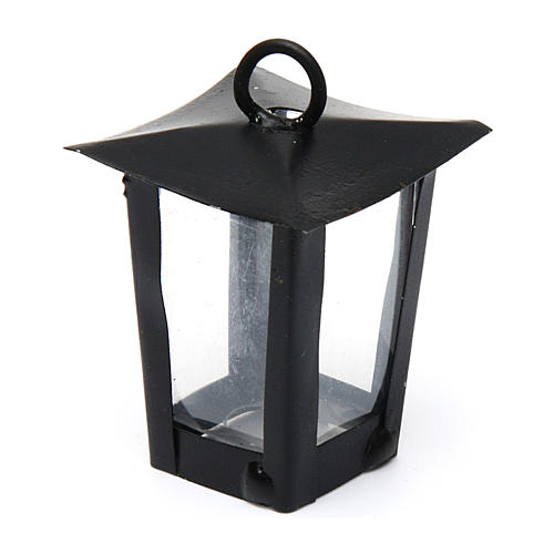 Nativity Lantern real h 4 cm - 12V 2