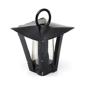 Lantern for Nativity Scene real height 2 cm - 12V s2