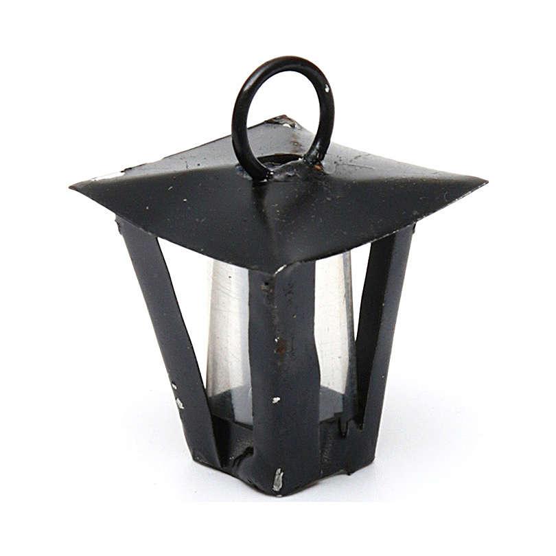 Lantern for a Nativity real h 2 cm - 12V 4