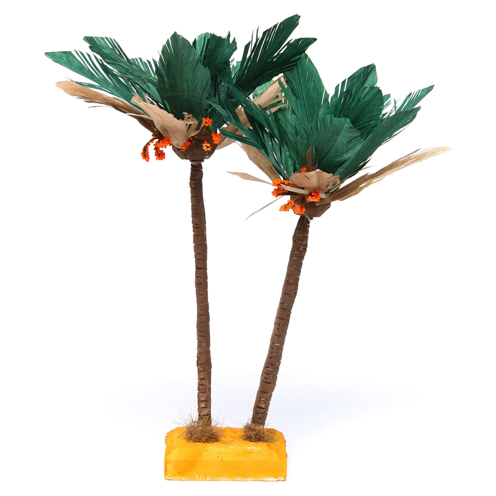 Palme presepe Napoli fai da te h reale 30 cm 4