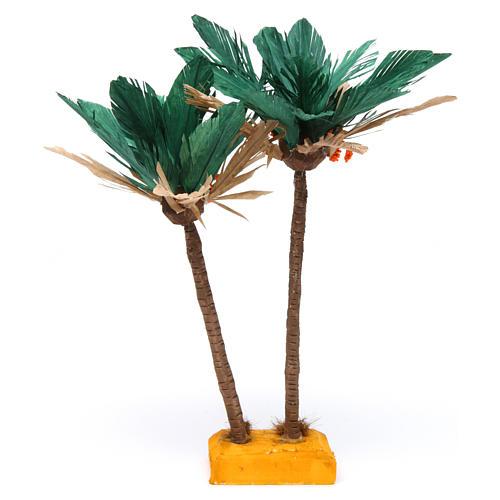 Palme presepe Napoli fai da te h reale 30 cm 3