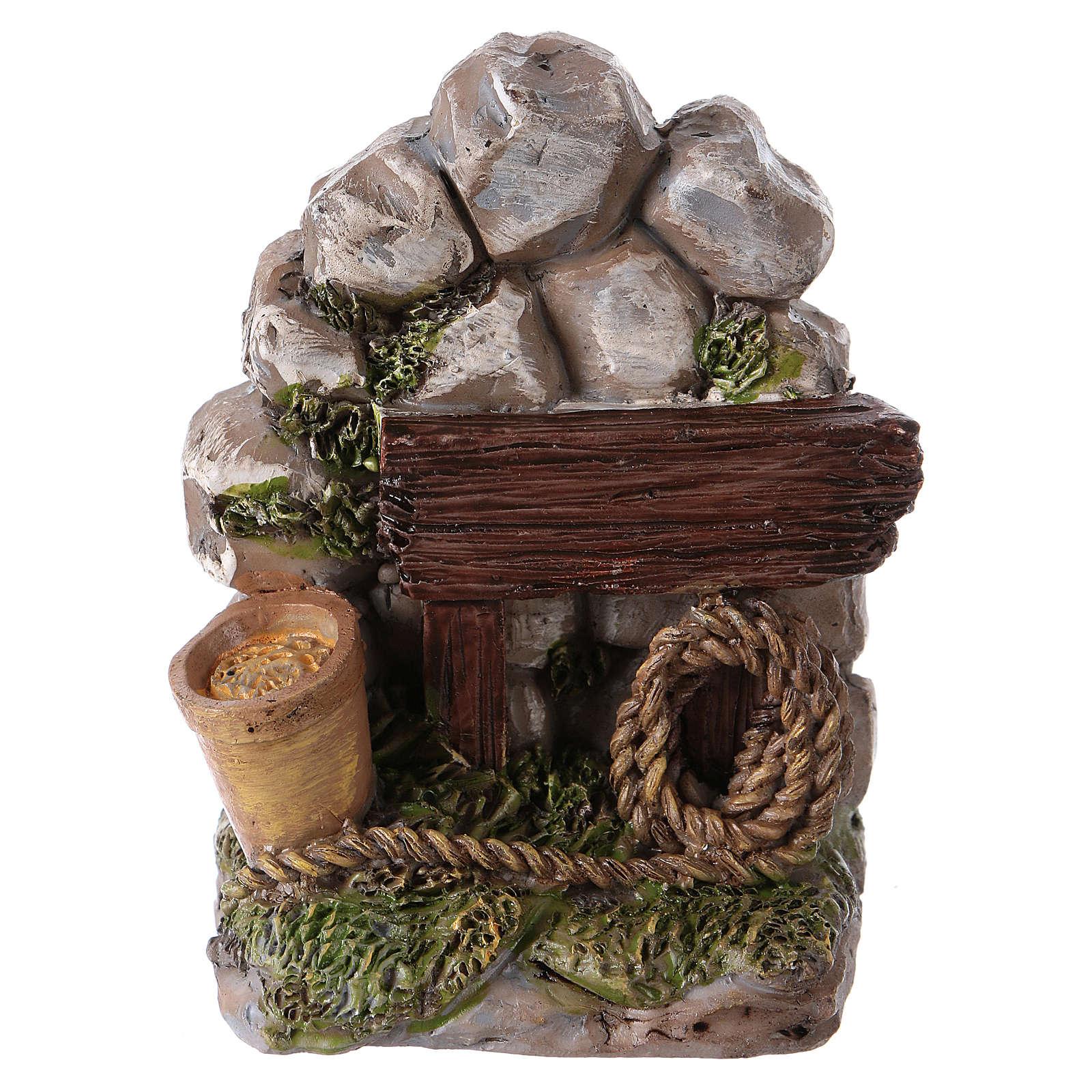 Resin Workbench for Nativity 5x5x2 cm 4