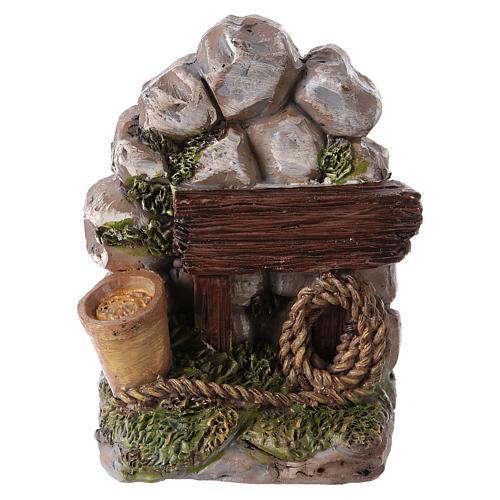Resin Workbench for Nativity 5x5x2 cm 1