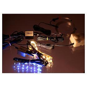Circuito de control Frial One Star 30 led azules 60 led blancos dispositivo musical estrellas fibra óptica s8