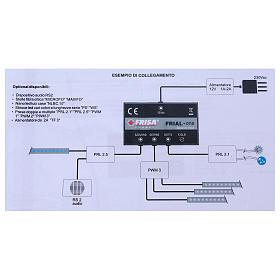 Circuito de control Frial One Star 30 led azules 60 led blancos dispositivo musical estrellas fibra óptica s13