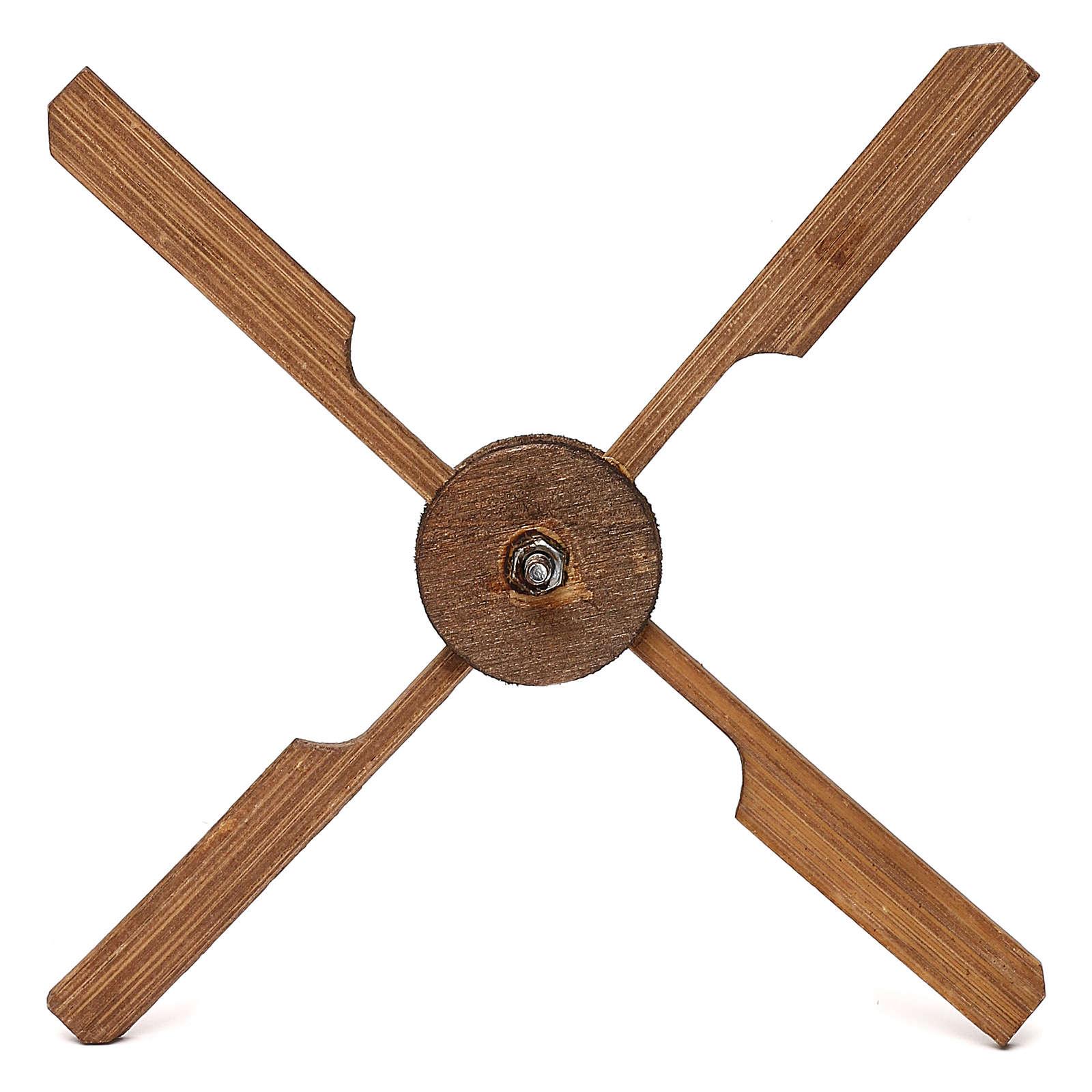 Pala per mulino a vento 15 cm 4