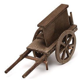 Selling wagon for Neapolitan Nativity scene 12 cm s2