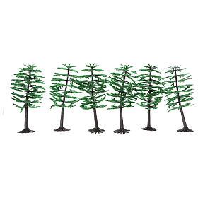 Pine for Nativity scene real height 15 cm s2